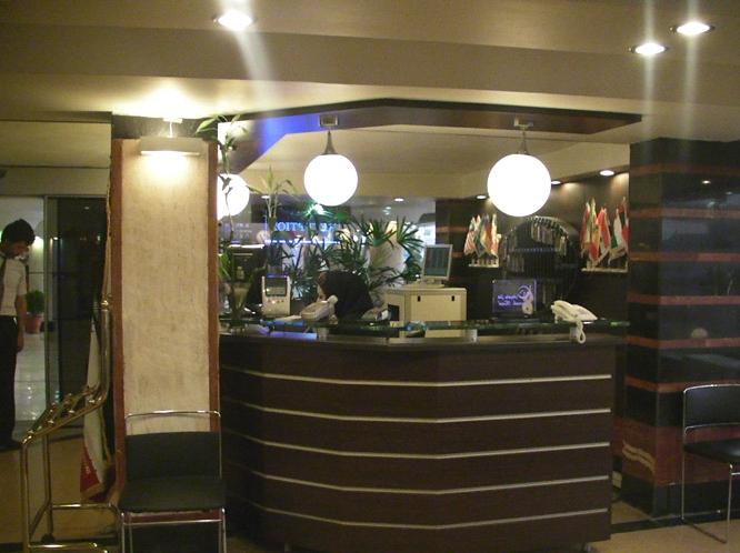هتل کوروش مازندران