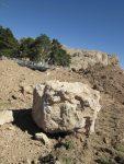 توده سنگ و ساروج نقشرستم بدون بررسی و شناسایی حفظ میشود