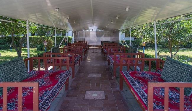 2197 هتل جهانگردی خزرشهر بابلسر