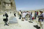 رفتار روحانی گردشگران خارجی را در ایران افزایش داد