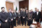 دیدار سلطانی فر با نمایندگان جهانگردی ایتالیا