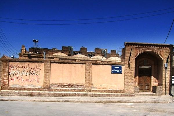 4-derakht7 مسجد جامع چهار درخت