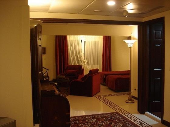 40panjare1 هتل آپارتمان چهل پنجره اصفهان