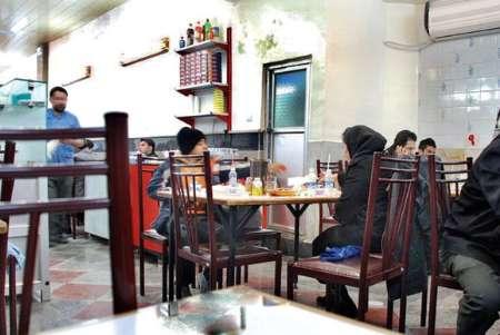 برخورد با رستورانداران بینراهی متخلف