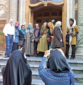 ایرانیان مردم ایران، جاذبه گردشگری ایران
