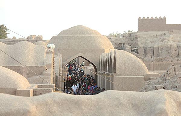 n00033129-r-b-006 گزارش تصویری از گردهمایی راهنمایان گردشگری ایران