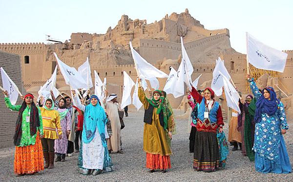 n00033129-r-b-010 گزارش تصویری از گردهمایی راهنمایان گردشگری ایران