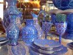برپایی بازارچه صنایع دستی در تپه باستانی هگمتانه
