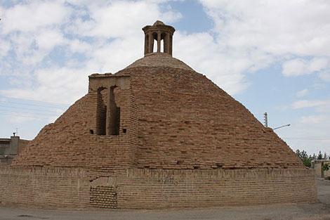 آب انبار سید باقر