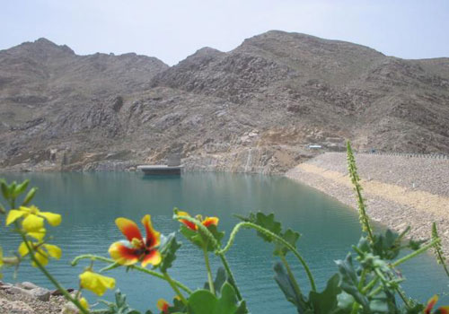 دریاچه-سد-15-خرداد دریاچه سد پانزده خرداد