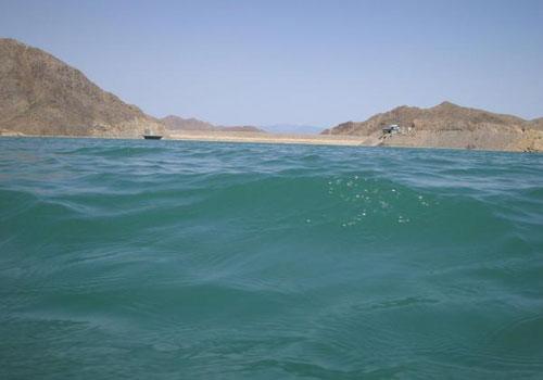 دریاچه-سد-15-خرداد3 دریاچه سد پانزده خرداد