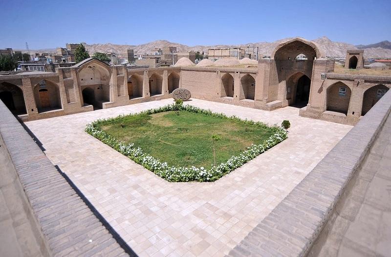 رباط طرق جاهای دیدنی مشهد ،100 جاذبه گردشگری معروف