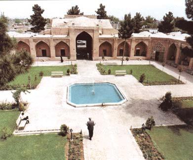 موزه های رباط شاه عباسی
