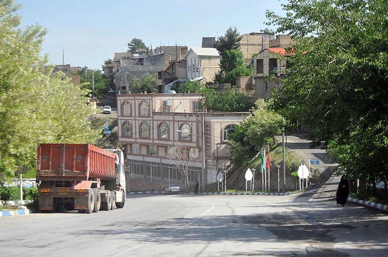 روستای حصار