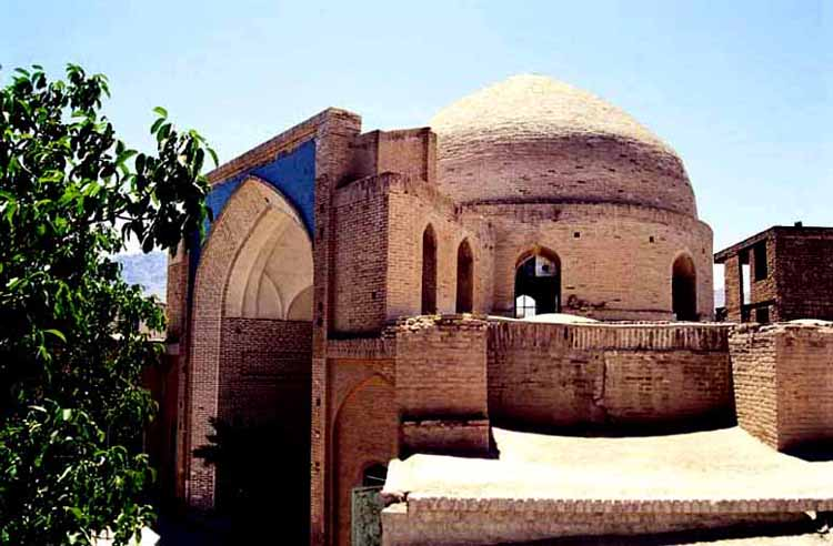 شش ناو مسجد جامع شش ناو تفرش