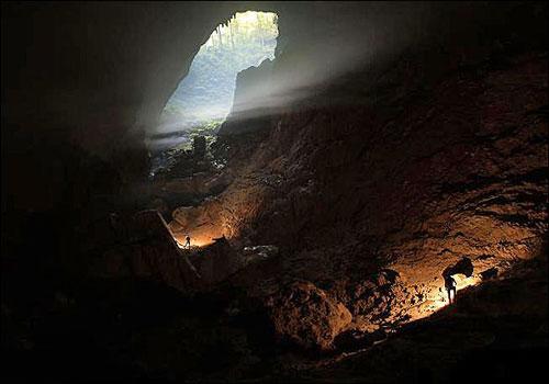 غار سفیدخانی2 غار سفیدخانی