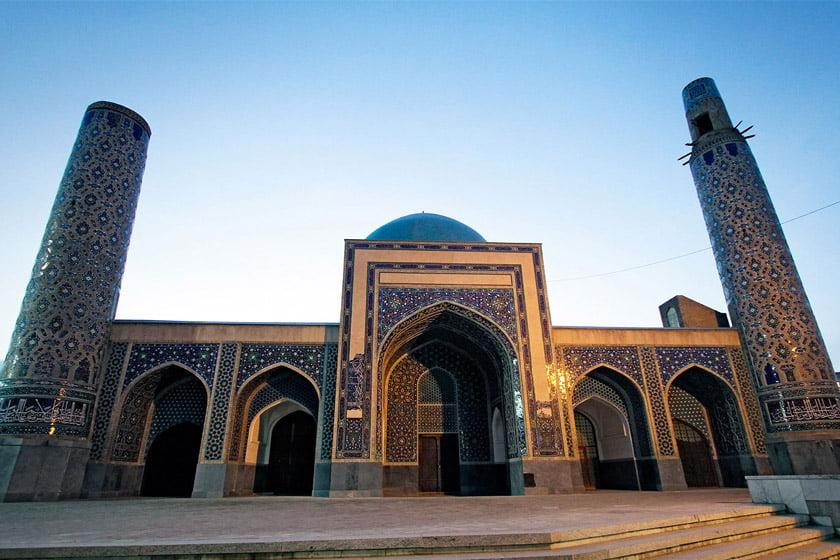 مقبره امير غياث الدين ملكشاه (مسجد 72 تن)