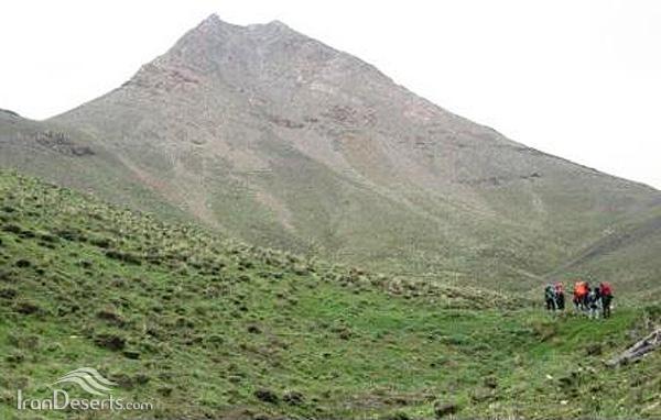 منطقه شکار ممنوع کلاهه
