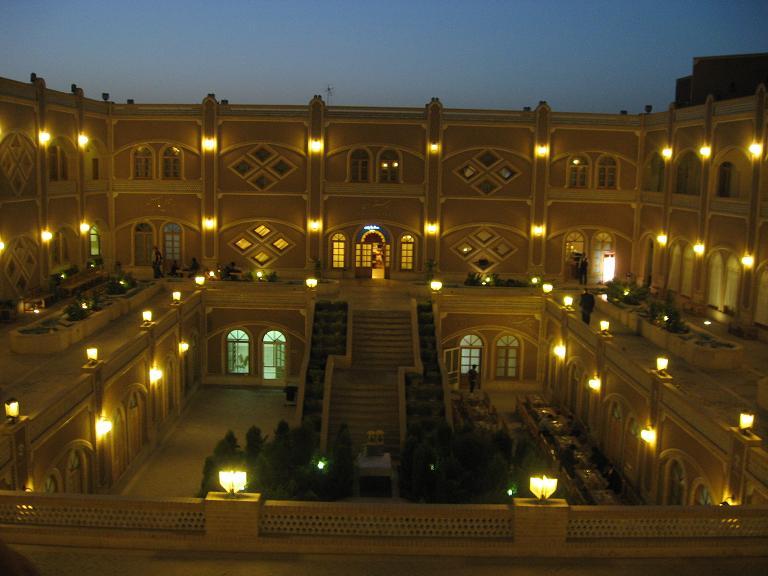هتل داد یزد هتل بین المللی داد یزد