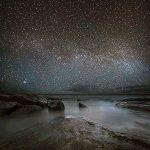 بهاباد؛ تاریک ترین منطقه در خاورمیانه برای ستاره شناسی