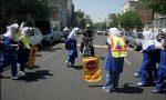 طرح آماده باش نوروزی همیاران پلیس آغار به کار کرد