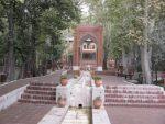 مرکز نمایشگاهی مازندران با طراحی استاد دانشگاه هاروارد