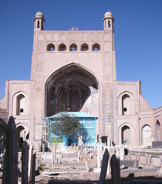 Herat_Ansari_tomb_7496 آرامگاه خواجه عبدالله