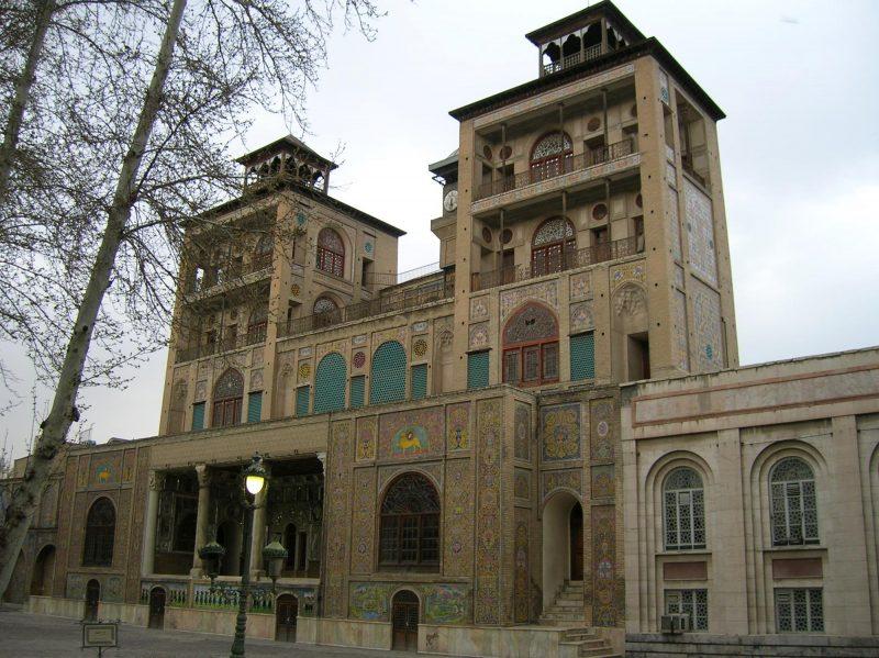 IMAGE635301462241702838 تهدید کاخ گلستان نتیجه پیگیری نکردن سازمان میراث فرهنگی است