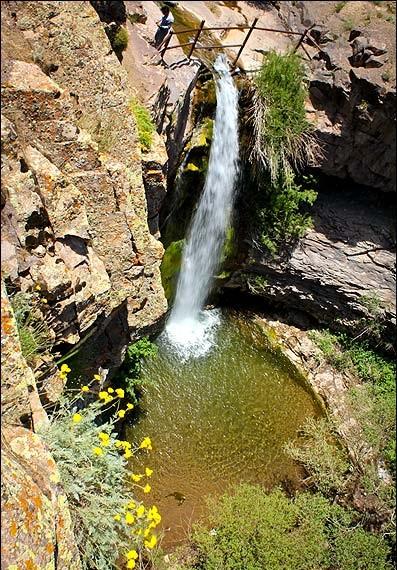 IMG13420372 آبشار گله خانه ( کله خانه )