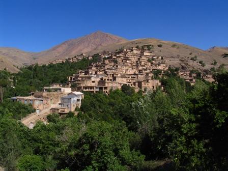 روستای ییلاقی دیز باد