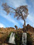 دهانه بیجورد و آبشار سربرج