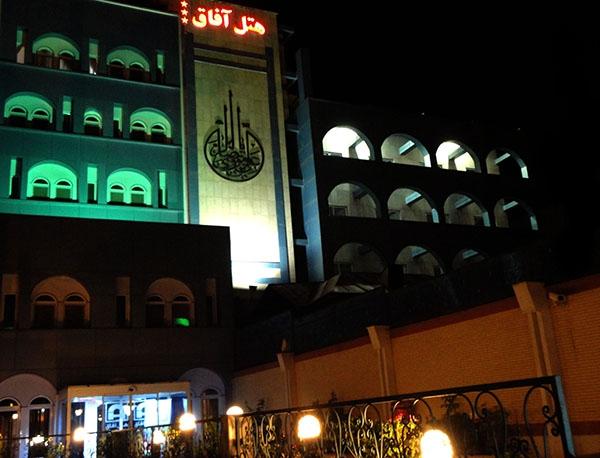 هتل ستاد 2 در مشهد هتل سی نور مشهد