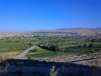 معرفی شهر آشخانه در خراسان شمالی