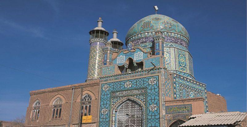 emamzade yahya sabzevar بقعه امامزاده یحیی
