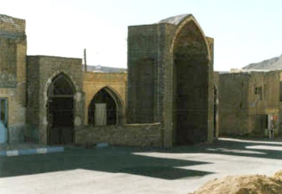 مسجد جامع نراق