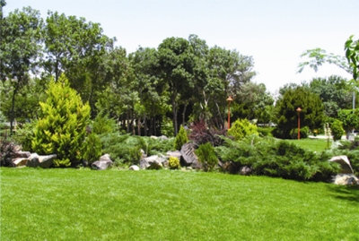 park mirza kochak khan پارک میرزا کوچک خان