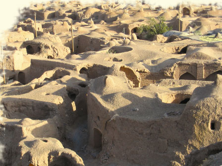 riab بافت تاریخی روستای ریاب