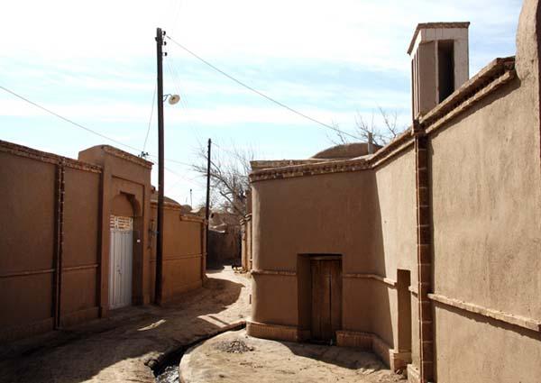 riabgonabad بافت تاریخی روستای ریاب