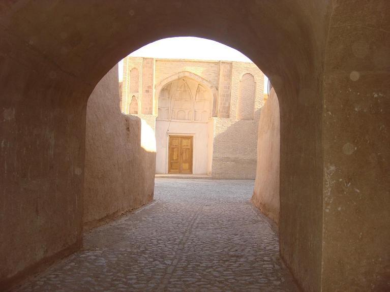 sangan mosque مسجد جامع سنگان