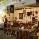 نمایشگاه صنایع دستی به صورت کارگاههای زنده در ایلام