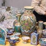 برپایی نمایشگاه توانمندی های هنرمندان صنایع دستی ری