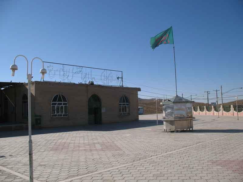 ابوالفضل 1 مسجد مقدس حضرت ابوالفضل (ع)