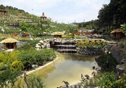 باغ-پرندگان-تهران8 باغ پرندگان تهران، بزرگترین باغ پرندگان در کشور