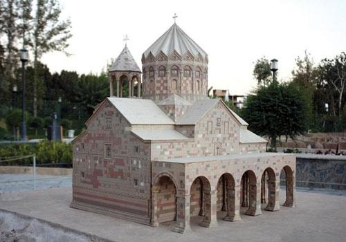 عکس تهران توریستی تهران تور تهرانگردی بوستان مینیاتور تهران باغ موزه مینیاتور تهران