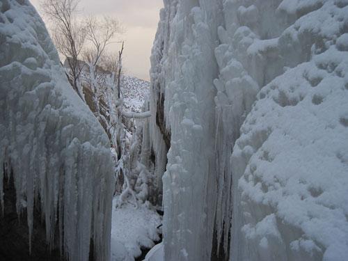 آبشار سنگین آباد