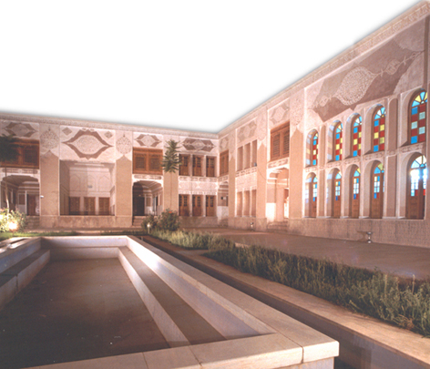 شهر بابک عمارت موسی خانی