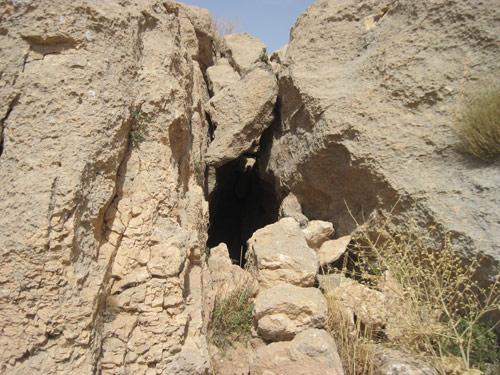 غار و صخره های تاریخی فرهاد تاش (وینسار)