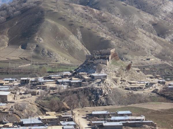 قلعه 1 قلعه تاریخی دیشموک