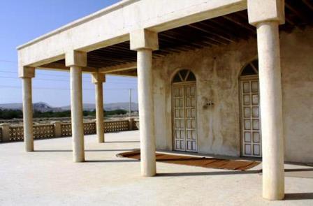مسجد و بقعه شیخ برخ