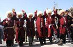 پوشاک مردان ترکمن